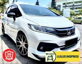 [Lulus Inspeksi] All new honda jazz rs facelift new model terbaru
