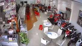 Agen Pasang CCTV 4 Kamera 2Mp Jernih Full HD Garansi