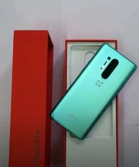 ONE PLUS 8 PRO WITH  CHAGER AND ALL ACCESSORIES BUY NOW