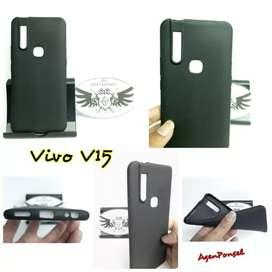 SoftCase matte new smartphone Vivo V15