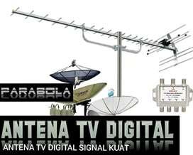 tukang ahli pasang parabola dan antena TV digital