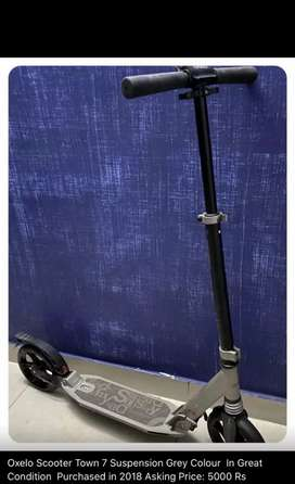 Oxelo scooter