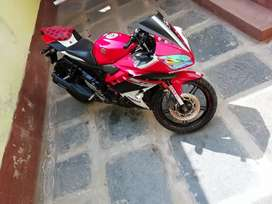 Yamaha fzs 2012 model r15 v2