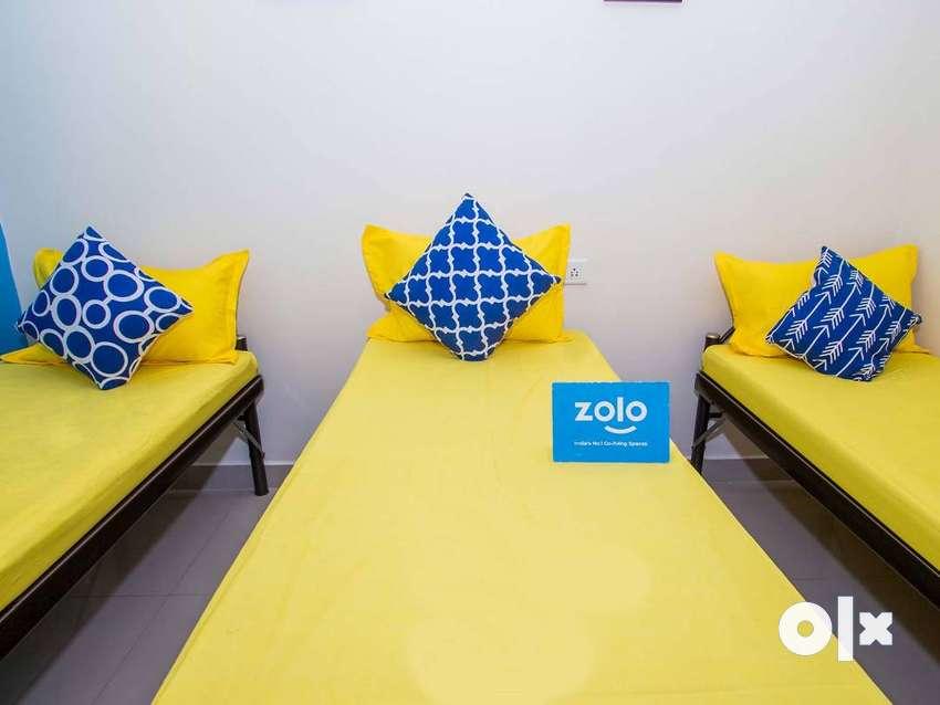 Zolo Enterprise 1 2 3 4 Sharing Pg for Men (Manyata Tech Park) 0