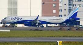 Indigo airlines , hiring for jobs freshers apply now golden chance for