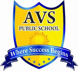Teachers required in AVS Public School Shivpur Sahson Prayagraj