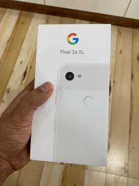 Google Pixel 3a XL (Clearly White 64GB)