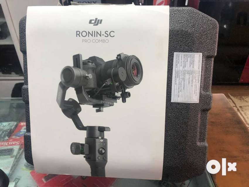 Dji Ronin SC2 S2 combo/ MOZA AIR CROSS 2 / MOZA AIR 2 / RONIN s NEW 0