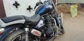The bike is in very good condition.