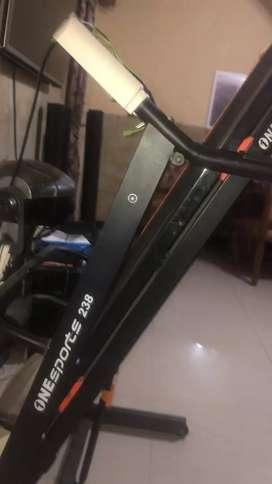 Dijual treadmill msh mulus