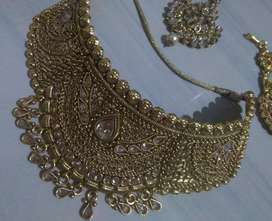 Antique Necklace set for women, jewellery