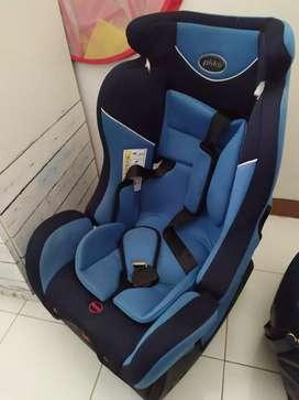 Baby Car seat merk Pliko