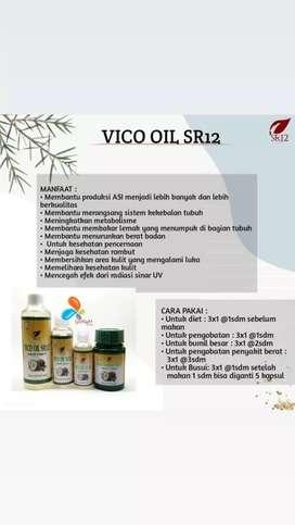 VICO OIL SR12. 60, 100, 250 ml