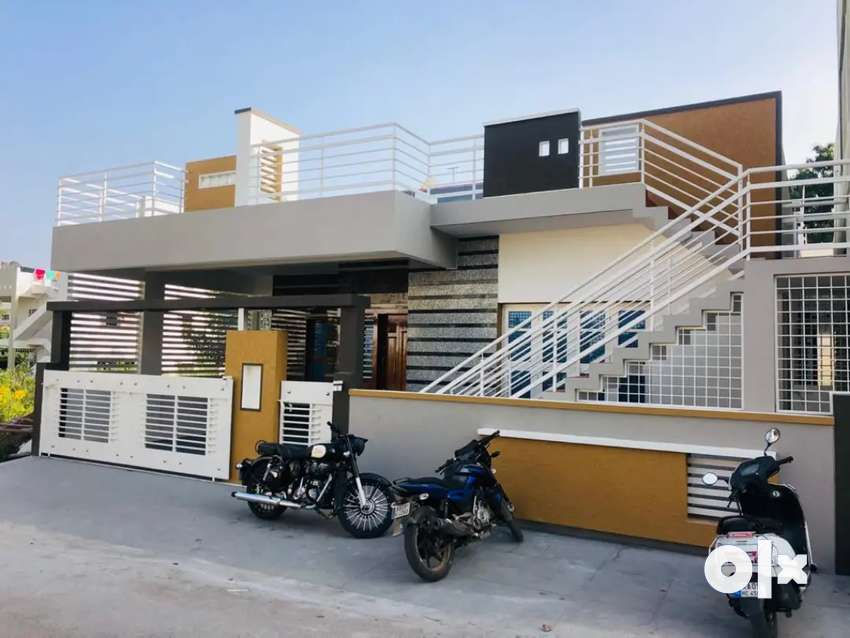 40×60 3BHK Newly construction house for sale in jpnagar muda property 0