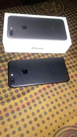 4month old i phone 7 plus black