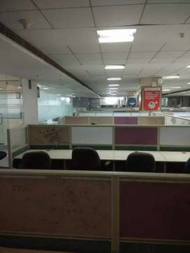 2000 To 10000 SqFt Fully Furnished Office For Rent In Noida