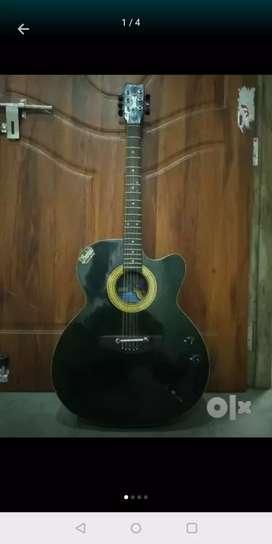 Aquastic guitar