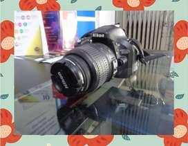 Kamera DSLR NIKON D5200 24,2 MP - HARGA GROSIR !