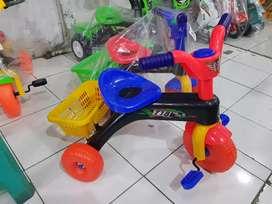 Promo !!! Sepeda roda tiga anak murah baru