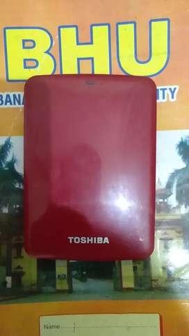 TOSHIBA 1TB HARD DISK EXTRENAL