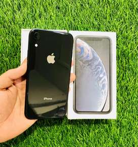 New - iPhone XR - 64 GB - seal open only - 11+ month apple warranty