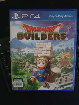 BD PS4 Dragon Quest Builders