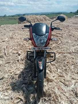 Mahindra bike