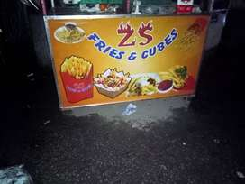 French Fries Stall