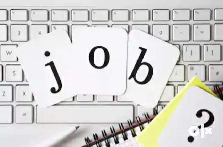 Job vacancy Degree/Diploma/ITI/PUC freshers only 0