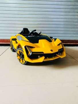 New kids Lamborghini car