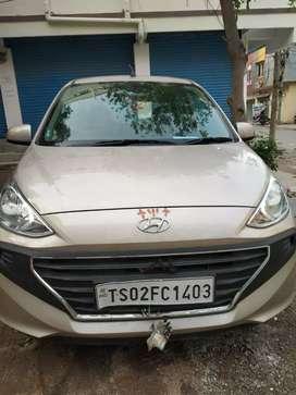 Hyundai Santro 2020 for rent per 24 hours 1500