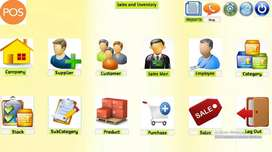 DISTRIBUTION SALES & INVENTORY SOFTWARE