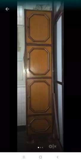 4 door wooden cabinet / cupboard