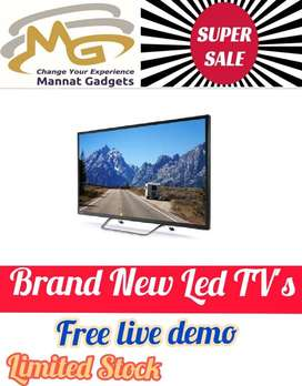 32 inch smart LED TV {{ Exciting Deals onsite }} Call now for DEMO
