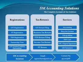 Açcounting & Taxation