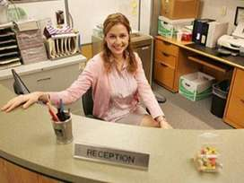 FEMALE FRONT OFFICE