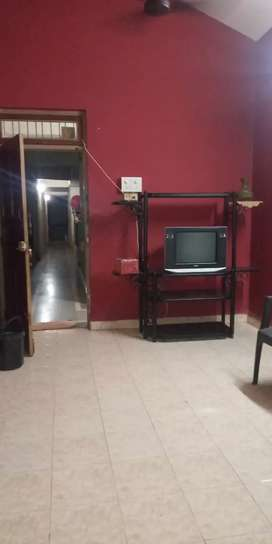 Flat for rent in Navelim semi furnished