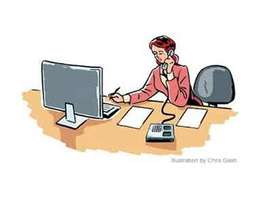 BACK OFFICE EXECUTIVE FOR FRESHERS ONLY