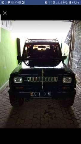 Daihatsu rocky thn 91, 4x4 (istimewa)