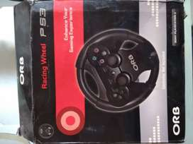 Ps3 Racing Wheel ORB