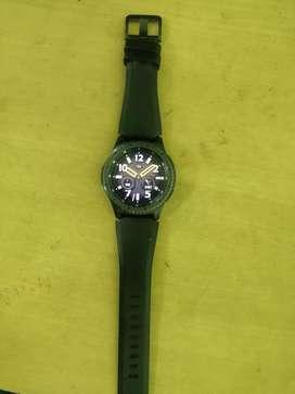 Samsung smart watch.. S3 frontier