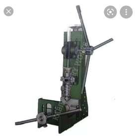 Moulding machine worket