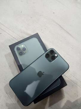 Iphone 11 pro 31 jan purchase date new condition with bill box