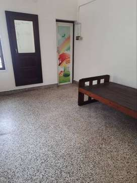 Single room with attached bathroom only for ladies