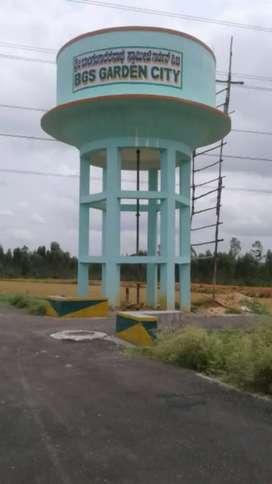 Residential  plots sale in Nelamanagala