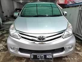 TOYOTA NEW AVANZA 1.3 G AT 2015