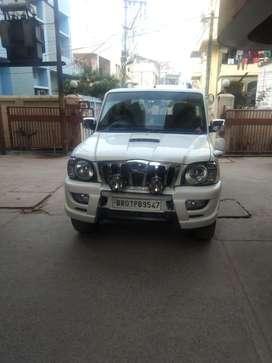 Mahindra Scorpio LX BS-IV, 2014, Diesel