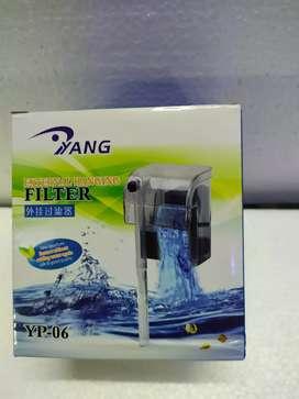 Aquarium filter internal hanging Yang