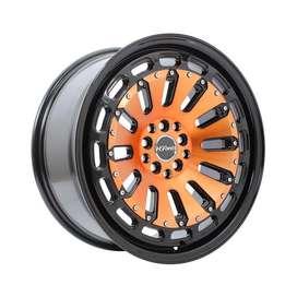 HSR velg Ring-18x8-H10x100-1143-ET40-Black-Bronze-Face1