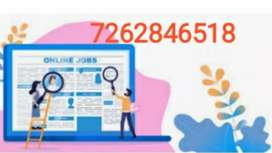 Data typing work home based part time